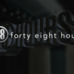 Forensic Engineering International 48 Hours Logo Featuring William Tobin