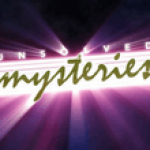 Forensic Engineering International Unsolved Mysteries Logo Featuring William Tobin